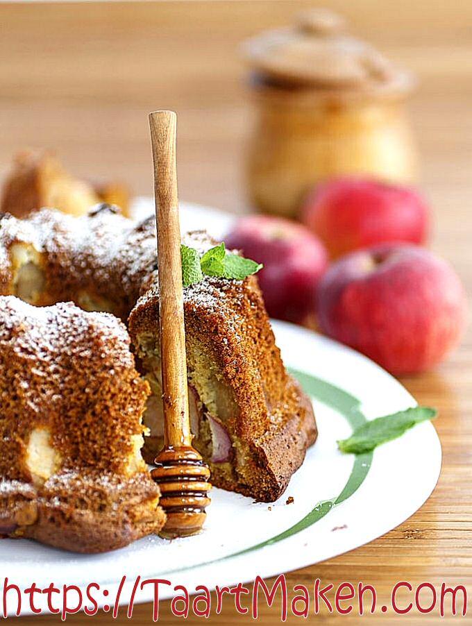 Appelcake Jeroen Meus