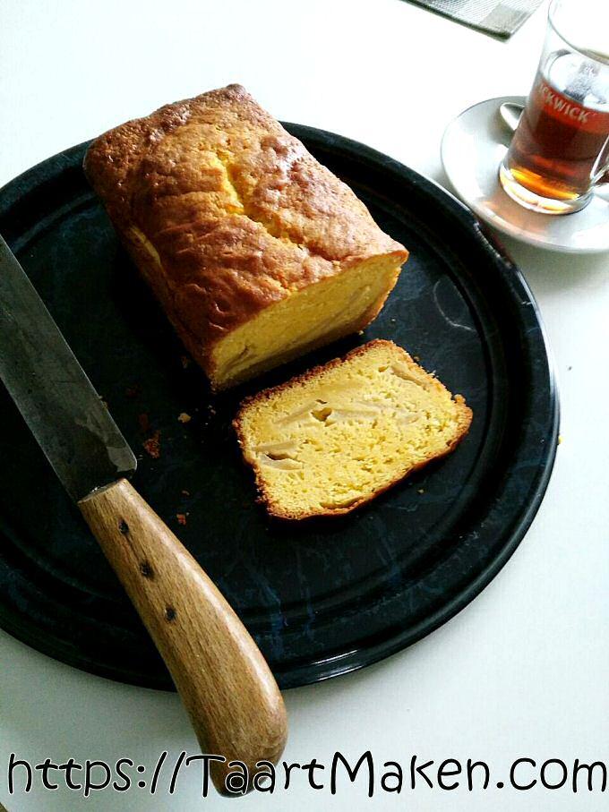 Oma's appelcake
