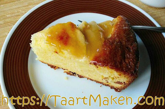 Oma's ouderwetse appelcake