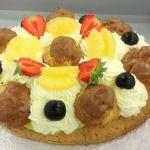 St Honoré taart