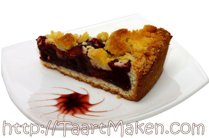 Lekker pruimentaart recept met gemakkelijke taartvulling op basis van gedroogde pruimen en rozijnen