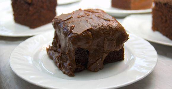 Chocoladetaart Piet Huysentruyt