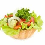 Vegetarisch voorgerecht