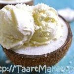 2 ingrediënten Kokosijs: Makkelijkst roomijs maken zonder ijsmachine