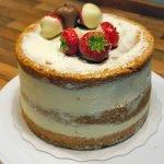 Hoe maak je een naked cake …