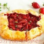 Makkelijke taart met aardbeien maken: voor ieder die de oven kan aanzetten!